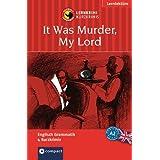 """It Was Murder, My Lord. Compact Lernkrimi: Lernziel Englisch Grammatik - Niveau A2von """"Compact Redaktion"""""""