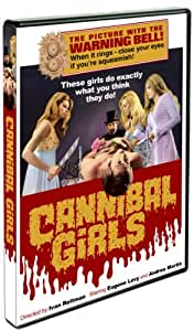 NEW Cannibal Girls (DVD)