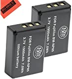 2 Pack Of BM Premium NP-85 Batteries for Fujifilm FinePix S1 SL240 SL260 SL280 SL300 SL305 SL1000 Digital Camera