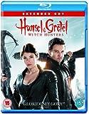 Hansel & Gretel: Witch Hunters - Extended Cut [Blu-ray] [Region Free]