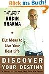 Discover Your Destiny: Big Ideas to L...