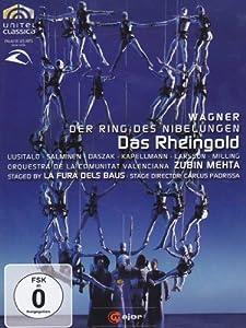 Wagner;Richard Das Rheingold [Import]