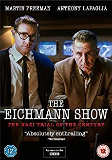 The Eichmann Show (2015) [ NON-USA FORMAT, PAL, Reg.0 Import - United Kingdom ]