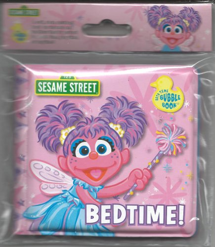 "Sesame Street ""Bedtime!"" Mini Bath Book"
