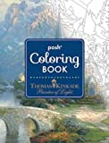 Posh Adult Coloring Book: Thomas Kinkade Designs for Inspiration and Relaxation (Posh Coloring Book)