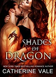 Shades Of Dragon (A BBW Dragon-Shifter Paranormal Romance)