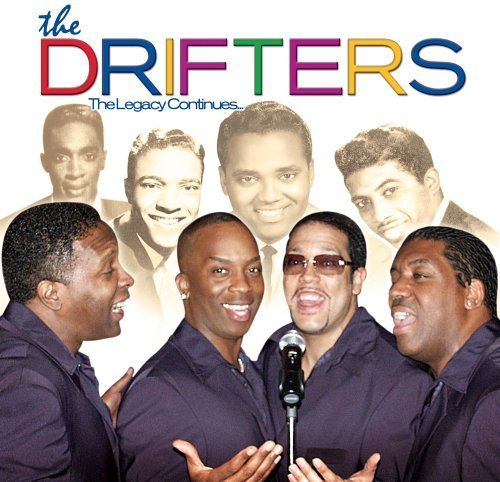 The Drifters - The Legacy Continues - Zortam Music