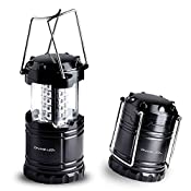 Amazon.com : [#50% OFF#] CRAZY BLACK FRIDAY SALE TODAY ONLY [#50% OFF#] - Ultra Bright LED Lantern - Best Seller - Camping Lantern - Collapses - Suitable for: Hiking, Camping, Emergencies, Hurricanes, Outages - Super Bright - Lightweight - Water Resistant - Grey - Divine LEDs - 10 Years Warranty : Sports & Outdoors