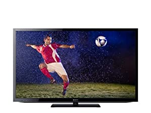 Sony BRAVIA KDL55HX750 55-Inch 240Hz 1080p 3D LED Internet TV, Black