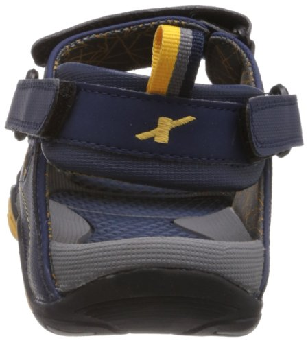 Sparx-Mens-Navy-Blue-and-YellowSandals-and-Floaters-7-UK-SS-430