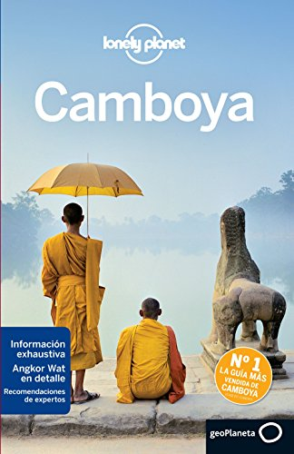 Camboya 4 (Lonely Planet-Guías de país)