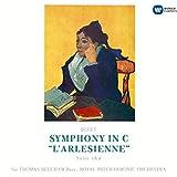 Bizet : Symphonie en ut majeur - L'Arlésienne, suites n° 1 et n° 2