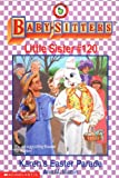 Bsls #120: Karen's Easter Parade (The Baby-Sitters Club Little Sister) (0590525212) by Martin, Ann M.