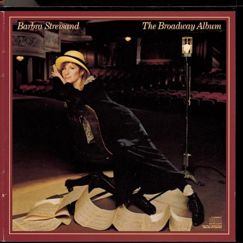 The Broadway Album by Barbra Streisand