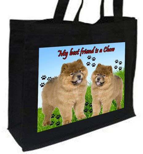 dog-chow-chow-adult-sac-de-courses-en-coton-noir