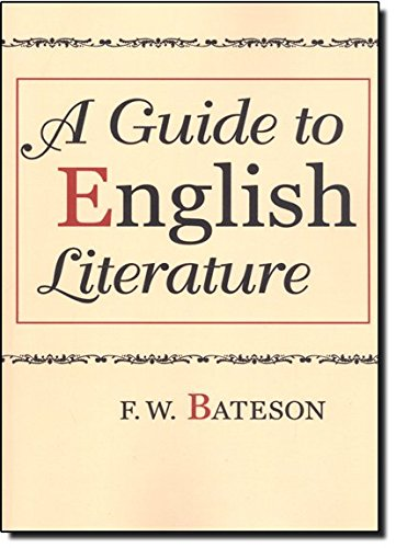 A Guide to English Literature