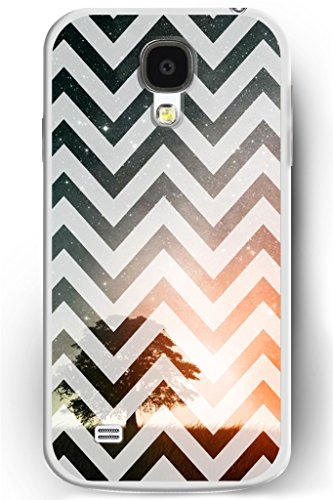 Galaxy S4 Case, Samsung Galaxy S4 Case Slim Fit Hard Back Cover for Galaxy S4 Chevron and Galaxy (Pink 3d Melt Ice Cream Galaxy S4 compare prices)