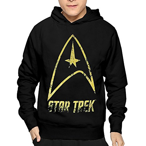 Lightweight 80's Juniors Male Star Trek Large Sweatshirts (Deep Space Nine Season 3 compare prices)