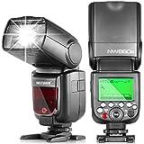 Neewer® NW880N 2.4G Wireless HSS i-TTL LCD Display Master/Slave Flash Speedlite for Nikon DSLR Cameras Such As D7200 D7100 D7000 D5200 D5100 D5000 D3000 D3100 D810 D610 D300 D300S D200 D90 D70S
