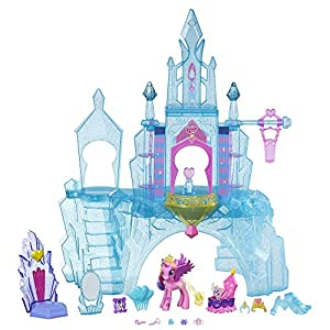 My Little Pony Equestria Crystal Empire Castle Playset