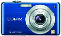 Buy Cheap Lumix - Panasonic Lumix DMC-FS15 12MP Digital Camera with 5x MEGA Optical Image Stabilized Zoom and 2.7 inch LCD (Blue)