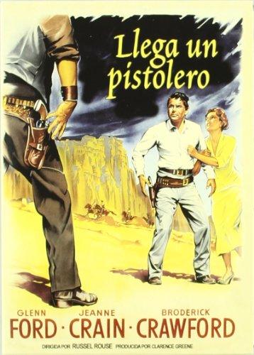 Llega Un Pistolero [DVD]