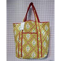 "Tote Bag Anokha Shopping Bag Multi Purpose Use Bag 15X20X9"" Oceanhomefashion"