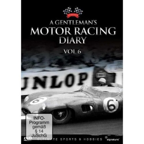 Motor Sports Of The 50's - A Gentleman's Racing Diary (Vol 6) [DVD]