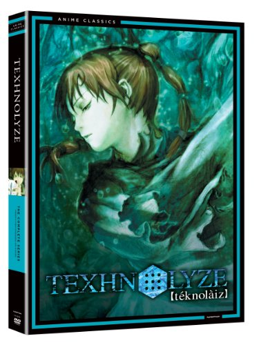Texhnolyze: Complete Box Set (テクノライズ DVD-BOX 北米版)
