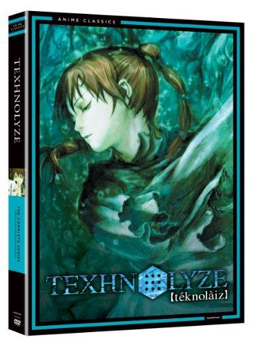 Texhnolyze: Complete Box Set (テクノライズ DVD-BOX 北米版)