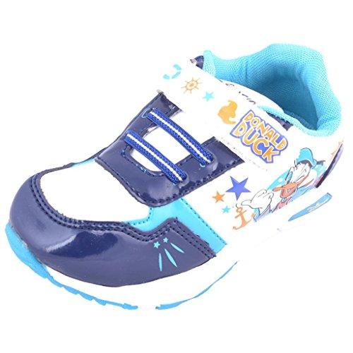 Disney Disney Kids Unisex Donald Duck Baby Shoe (Blue)