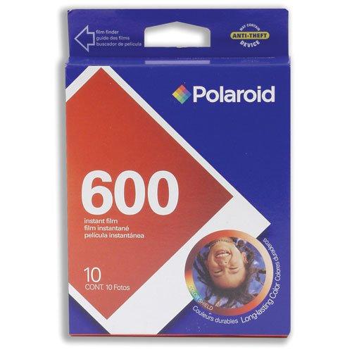 Polaroid 600 Extreme Film Instant Colour Print 10 Exposures