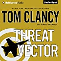 Threat Vector | Livre audio Auteur(s) : Tom Clancy, Mark Greaney Narrateur(s) : Lou Diamond Phillips