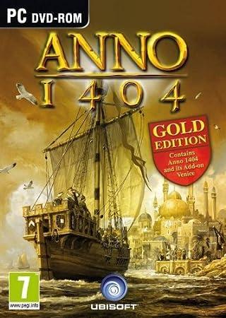 Anno 1404 gold édition