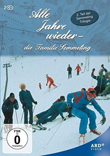 Alle Jahre wieder - Die Familie Semmeling [2 DVDs]