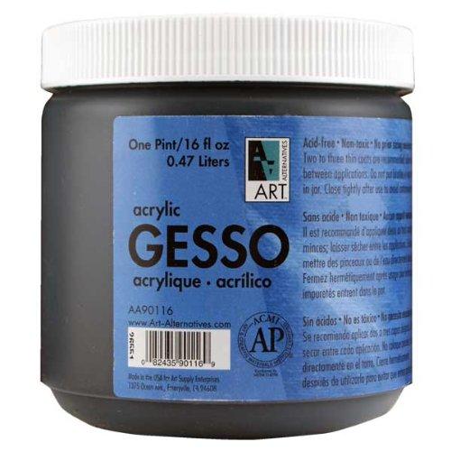 art-alternatives-black-acrylic-gesso-16oz-jar