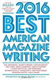 img - for The Best American Magazine Writing 2016 book / textbook / text book