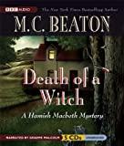M. C. Beaton Death of a Witch (Hamish Macbeth Mysteries)