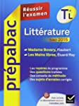 Litt�rature Tle L bac 2015 - Pr�pabac...