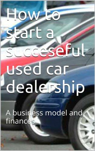 Buy Used Car Dealership Now!