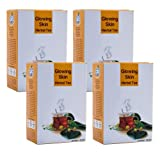 9T9 Herbal Tea Glowing Skin 400 Gms (4 Packs, 100 Gms Per Pack)