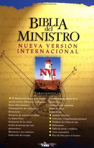Biblia del Ministro-Nu = Minister's Bible-Nu