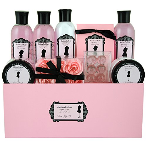 gloss-mdm-a-mobile-bagno-fashion-house-pink-lilies-e-fresia-19-pezzi-rosa