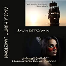 Jamestown: Keepers of the Ring, Book 2 (       UNABRIDGED) by Angela Hunt, Angela Elwell Hunt Narrated by Daniel Moore