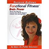 Functional Fitness: Brain Power Memory Boost with Suzanne Andrews ~ Suzanne Andrews