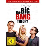 The Big Bang Theory - Die komplette erste Staffel 3 DVDs