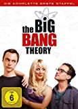 DVD - The Big Bang Theory - Die komplette erste Staffel [3 DVDs]