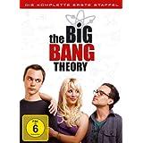 """The Big Bang Theory - Die komplette erste Staffel [3 DVDs]von """"Johnny Galecki"""""""