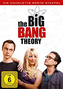The Big Bang Theory - Die komplette erste Staffel [3 DVDs]