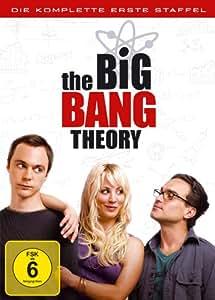 The Big Bang Theory - Die komplette erste Staffel [3 DVDs]